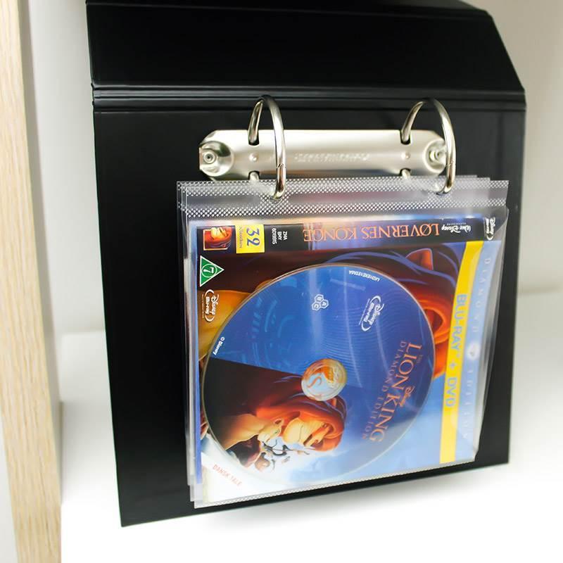 blu ray kombipack 50 blu ray h llen 2 ringordner. Black Bedroom Furniture Sets. Home Design Ideas