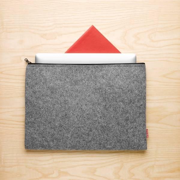 7fae54df8cf61 Van Moose® Tasche mit Reißverschluss (groß)